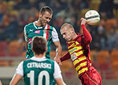 T-ME. Jagiellonia - Śląsk Wroclaw 3:1